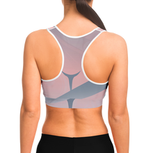Load image into Gallery viewer, Hazy Fog Sports Bra