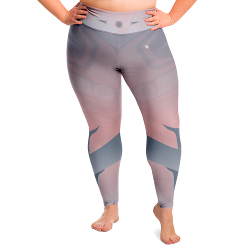 Hazy Fog Leggings 2X to 6X
