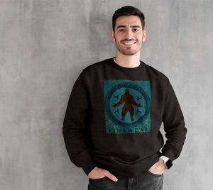 West Coast Sasquatch Sweatshirt