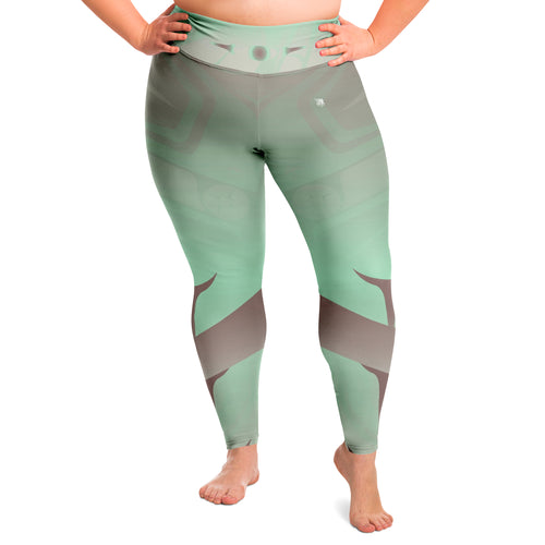 Hazy Meadow Legging 2x to 6x