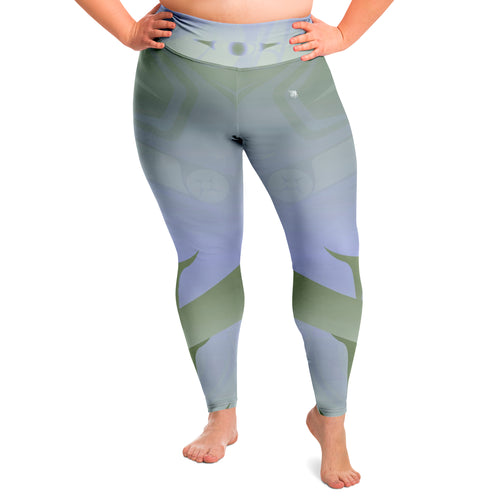 Hazy Moon Leggings 2X to 6X