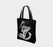 Load image into Gallery viewer, White Wolf Urban Tote