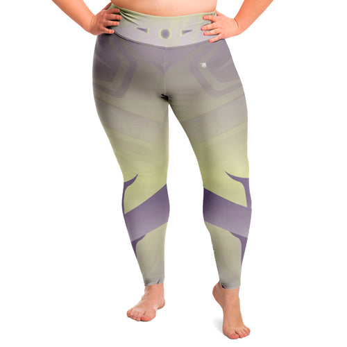 Hazy Sun Leggings 2X to 6X