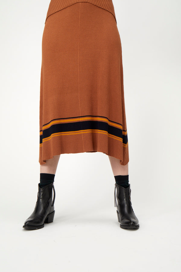 Vindis knit skirt