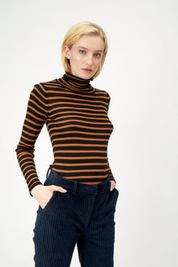 Evan roll neck knit