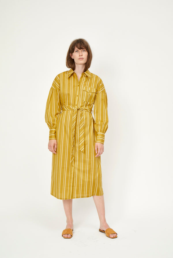Giva shirt dress