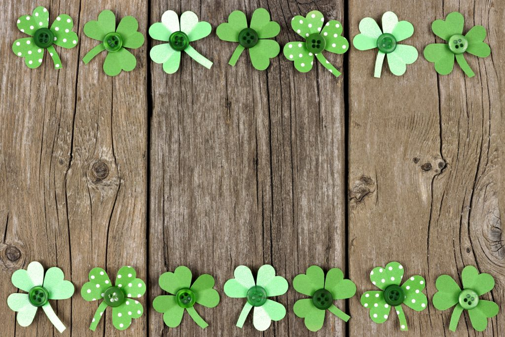 Plan Your St. Patrick's Celebration