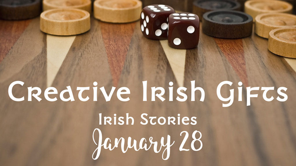 3 Games with Irish Ties for Indoor Play