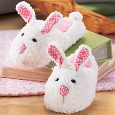 Child Bunny Slippers