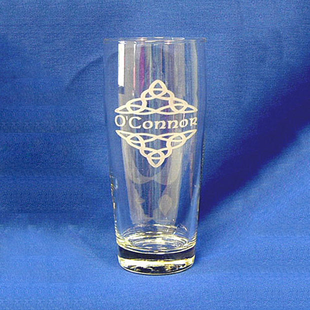 Personalized Pint Glasses