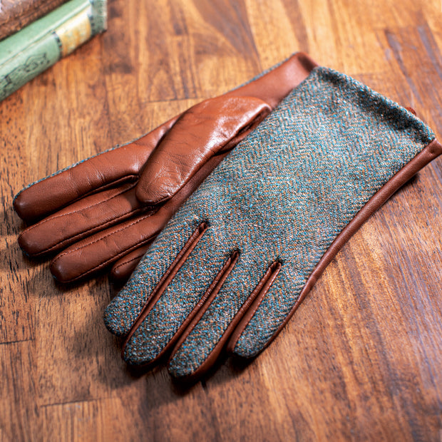 Women's Tweed Glove