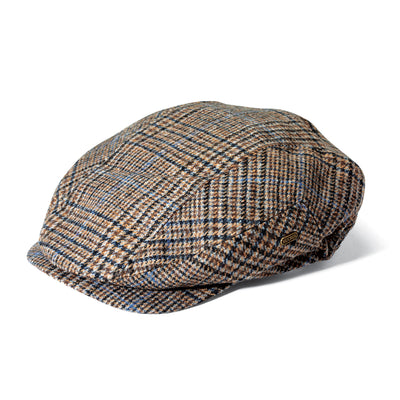 Brown Tweed Kerry Cap