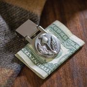 Thistle Money Clip