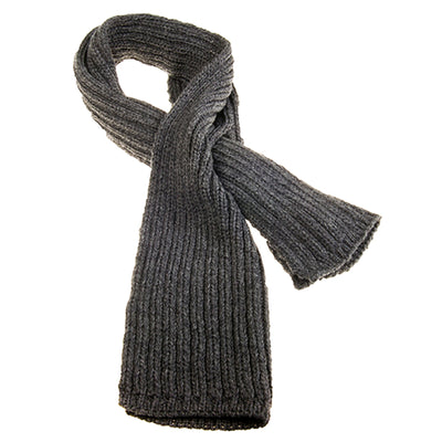 Men's Knit Scarf