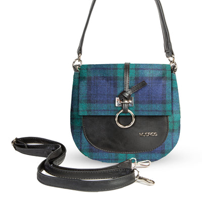 Grace Crossbody Handbag, Blackwatch