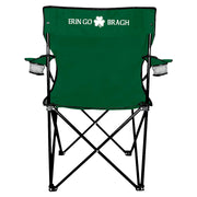 Erin Go Braugh Folding Chair