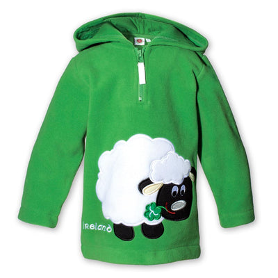 Kid's Fleece Pullover