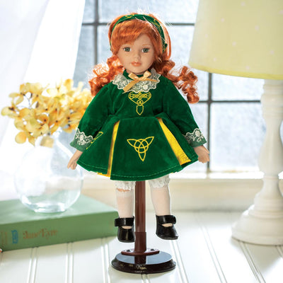 Irish Dancer Doll