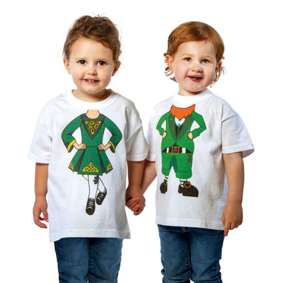 Children's Leprechaun Body Tee