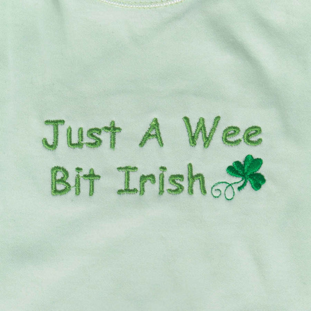 Wee Irish Romper