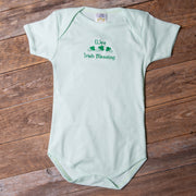 Wee Irish Blessing Romper