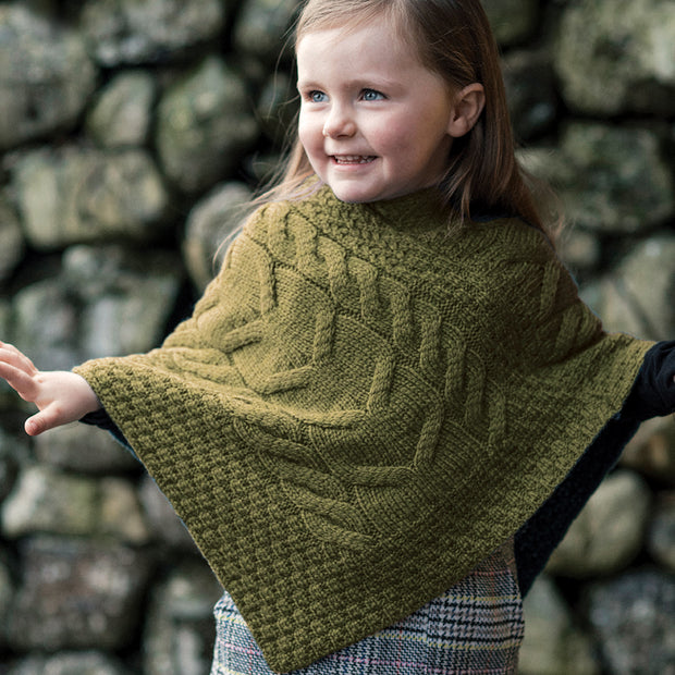 Supersoft Child's Poncho