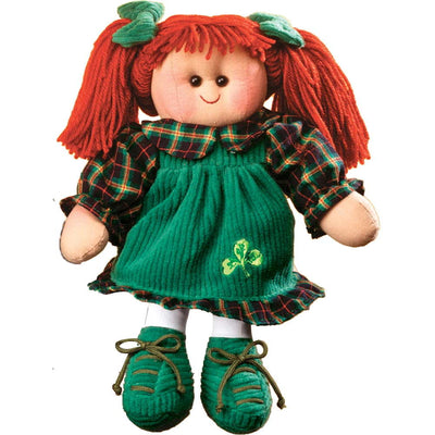 Irish Raggedy Ann Doll