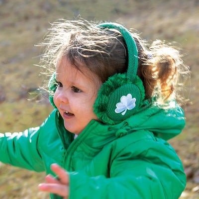 Shamrock Ear Muffs