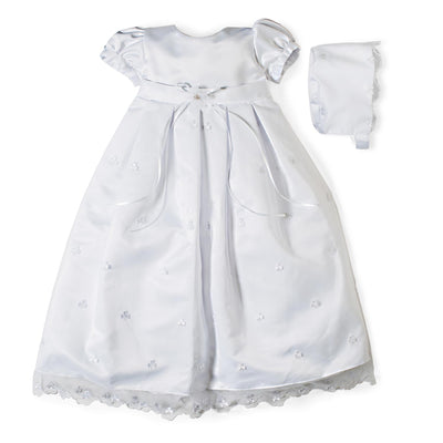 Shamrock Christening Dress