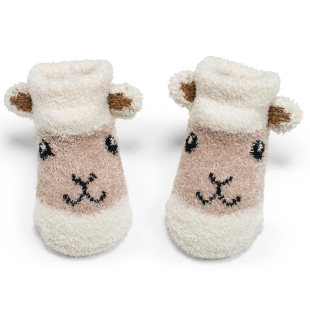 Baby Sheep Booties