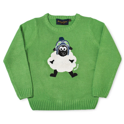 Kid's Sheep Sweater