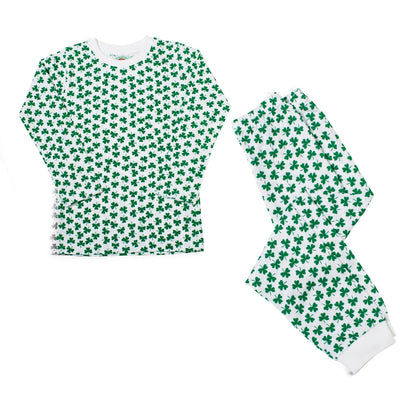 Kid's Shamrock Pajamas