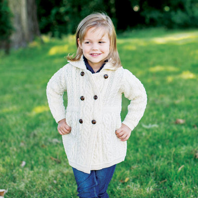 Kid's Sweater Coat
