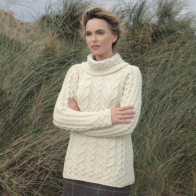 Roll Neck Super Soft Sweater