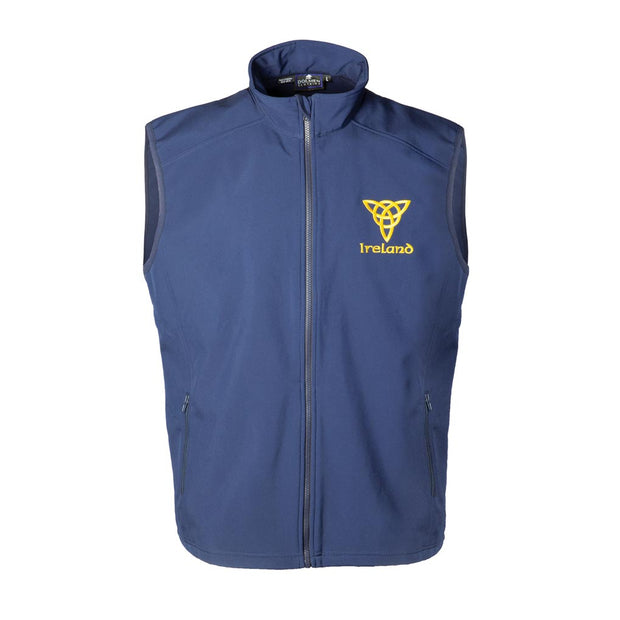 Men's Golf Vest with Trinity