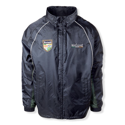 Retro Irish Windbreaker