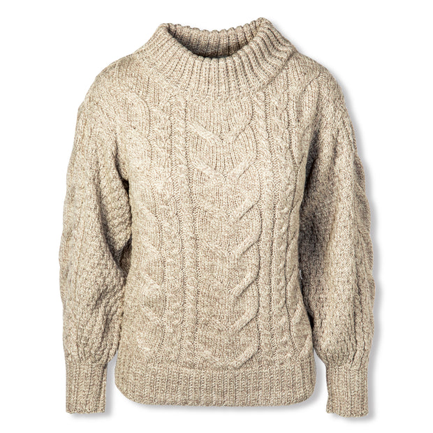 Super Soft Oatmeal Sweater