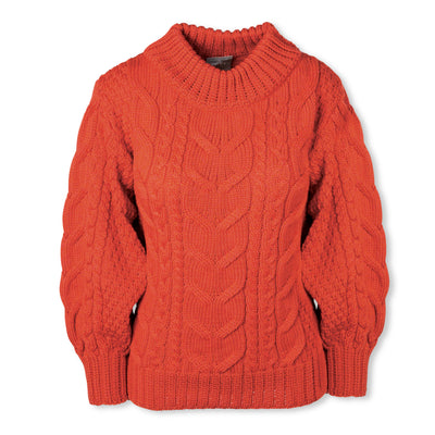 Super Soft Coral Sweater