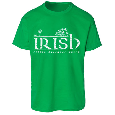 Irish Social Distancing Shirt