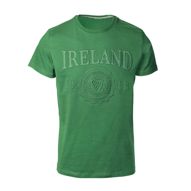 Ireland Embossed T-shirt
