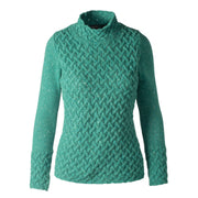 Trellis Sweater, Green