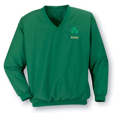 Personalized Pullover Jacket