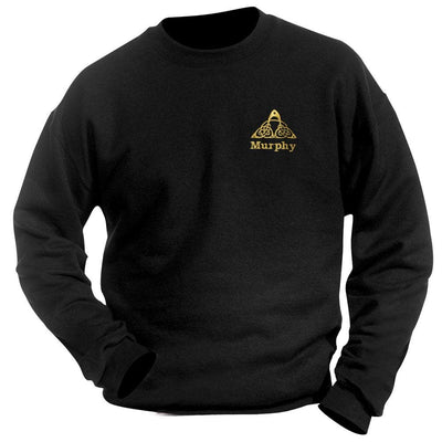 Personalized Crewneck Sweatshirt