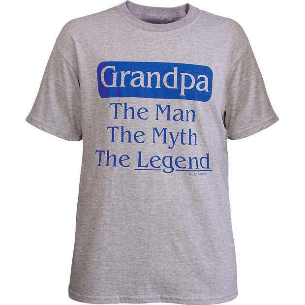 Grandpa - The Man T-Shirt