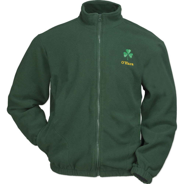 Personalized Full Zip Fleece Jacket