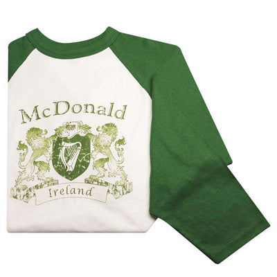 Personalized Coat of Arms T-shirt