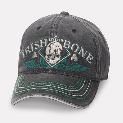 Irish to the Bone Cap
