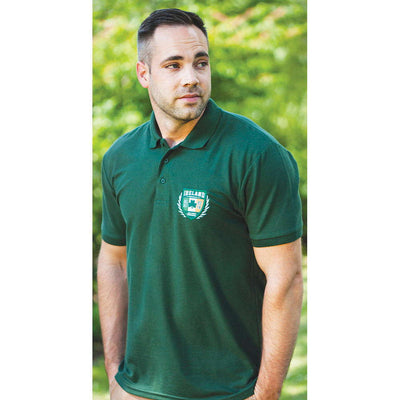 1916 Tri-Color Patch Polo Shirt