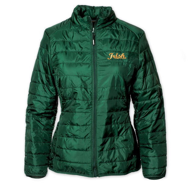 Women's Packable Puffy Jacket