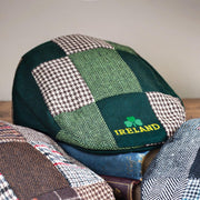 Patch Cap with Ireland Embroidery
